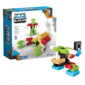 IO Blocks™, 76-Piece Building Set