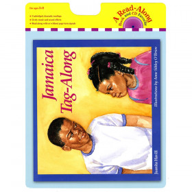 Jamaica Tag-Along Book and CD