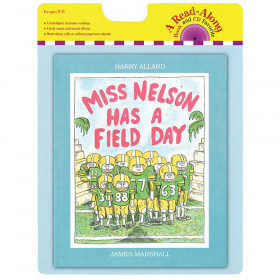 Carry Along Book & Cd Miss Nelson Has A Field Day