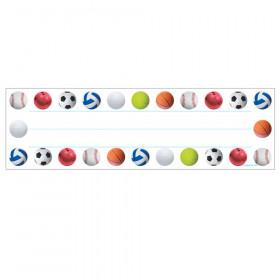 Sports Balls Name Plates