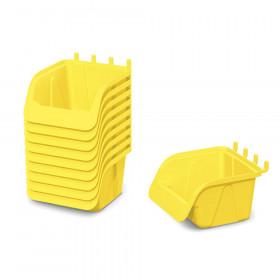 Jonti-Craft Pegboard Bins, 10-Piece Set