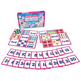 Multiplication Bingo Banded