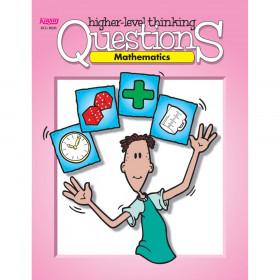 Mathematics Higher-Level Thinking Questions Book, Grade: 3-6