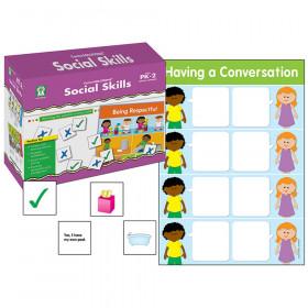 Social Skills Centersolutions Pk-2