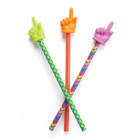 Patterned Hand Pointers, Pack of 3