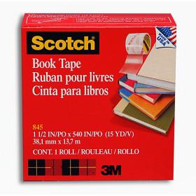 3M Scotch Bookbinding Tape 1 1/2V X 15 Yds