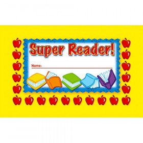 Incentive Punch Cards Super Reader 36/Pk