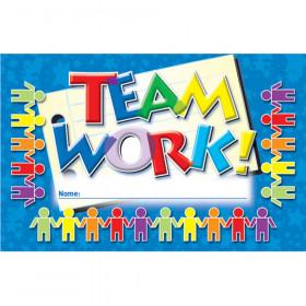 Incentive Punch Cards Teamwork 36/Pk