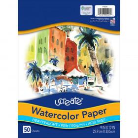 Art1st Watercolor Pads 9 X 12