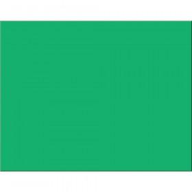"""6-Ply Railroad Board, Holiday Green, 22"""" x 28"""", 25 Sheets"""