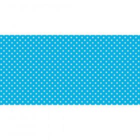 Fadeless 48X50ft Classic Dots Aqua Design Roll
