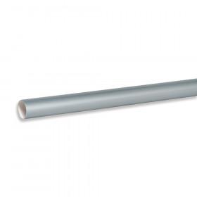 Fadeless Metallic Roll Silver 24X8