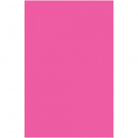 Plastic Art Sheets 11X17 Hot Pink