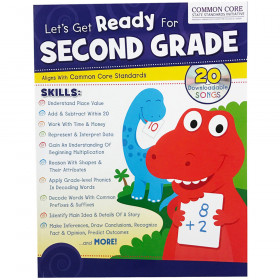 Ready For 2Nd Gr Bind Up Workbook