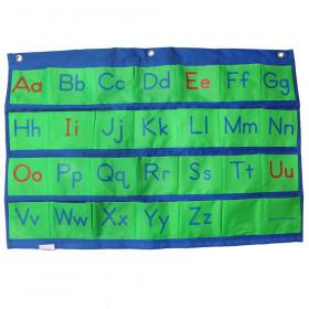 Alphabet Pocket Chart