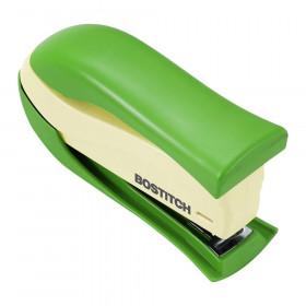 inSHAPE 15 Compact Stapler, Green