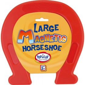 Large 8In Horseshoe Magnet