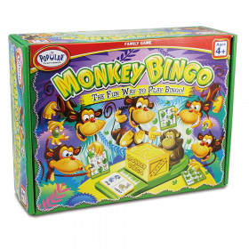 Monkey Bingo Game
