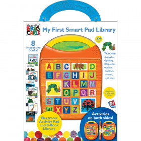 My First Smart Pad Library Eric Carle Box Set