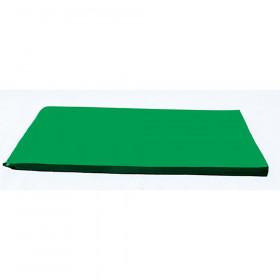Rainbow Designer Mat, Green