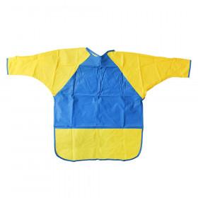Kinder Smocks Long Sleeves Ages 3-6 W/ Pocket