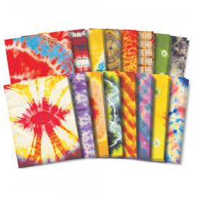 Tie Dye Paper 16 Designs