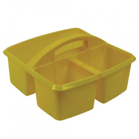 Small Utility Caddy, Yellow
