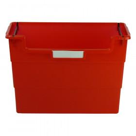 Desktop Organizer Red