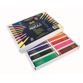 Colored Pencil Assortment, 8 colors, 144 Count