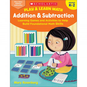 Play & Learn Math Add & Subtraction