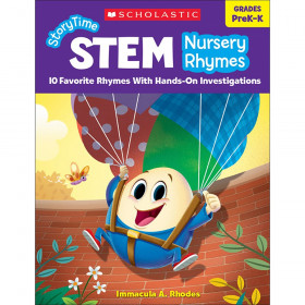 Storytime Stem Grades Prek K