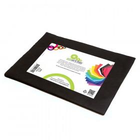 Smart Fab Cut Sheets 9X12 Black
