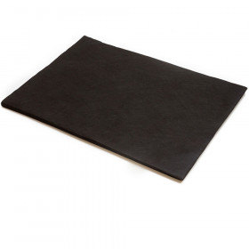 Smart Fab Cut Sheets 12X18 Black