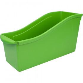 Large Book Bin, Green