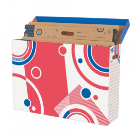 Bulletin Board Storage Box File 'n Save System®