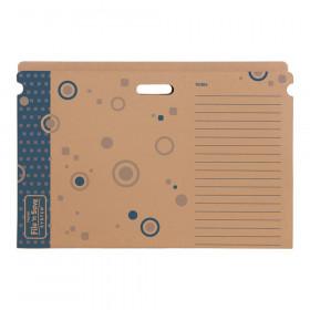 Bulletin Board Sturdy Folder File 'n Save System®