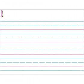 Handwriting Paper 17 x 22 Wipe-Off? Charts & Maps
