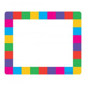 Rainbow Plaid Terrific Labels™