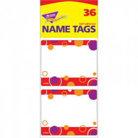 Red Fizz Name Tags