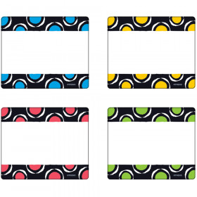 Circles Terrific Labels Variety Pk Bold Strokes 36Ct