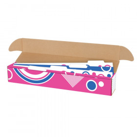 Sentence Strip Storage Box with Dividers File 'n Save System®