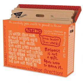 Bulletin Board Storage Box File 'n Save System? - ARGUS