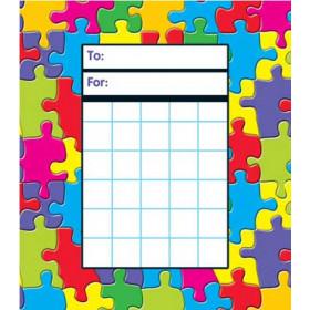 Jigsaw Incentive Pads