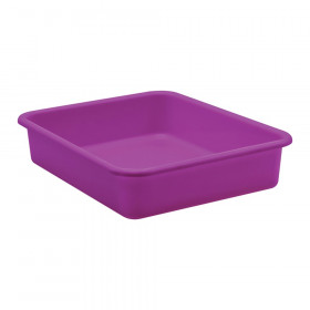 Purple Large Plastic Letter Tray