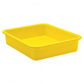 Yellow Large Plastic Letter Tray