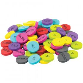 Foam Place Value Disks