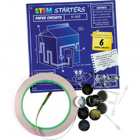 Stem Starters Paper Circuits