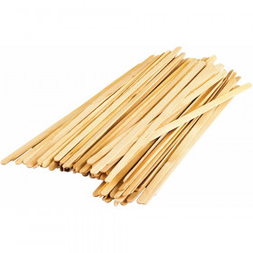 STEM Basics: Skinny Craft Sticks - 120 Count