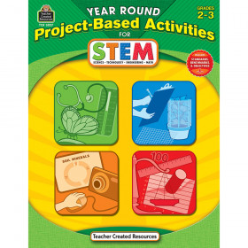 Year Round Project-Based Activities for STEM (Gr. 2?3)