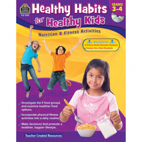 Healthy Habits for Healthy Kids (Gr. 34)